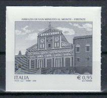 Italien '1000 J. Basilika San Miniato Al Monte Florenz' / Italy 'San Miniato Al Monte Basilica In Florence' **/MNH 2018 - Eglises Et Cathédrales