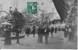 PARIS-Luna Park Le Parc-MO - Expositions