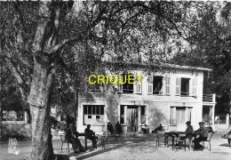 06 Sclos De Contes, L'Oliveraie, Maison Pour Convalescents, Patients Assis Dans La Cour .... - Other Municipalities