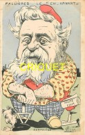 Politique, Conférence D'Algésiras, Rare Série Illustrée Par Lion, Fallières, Armé D'un Triangle De Franc-maçonnerie - Events