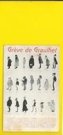 GRAULHET Les Acteurs De La Grève (Blanc) Tarn (81) - Graulhet