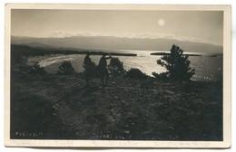 LOPAR RAB - RAJSKI ZALIV, CROATIA, OLD PC 1938. - Croatie