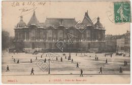 Lille (59) - Palais Des Beaux-Arts (Circulé En 1914) - Lille