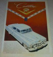 Cadillac - Voiture (Publicité) - Pubblicitari