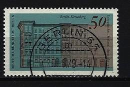 BERLIN - Mi-Nr. 508 Europäisches Denkmalschutzjahr Gestempelt (3) - Berlin (West)