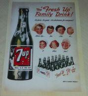 7up - Soda - Bouteilles - Famille (Publicité) - Pubblicitari