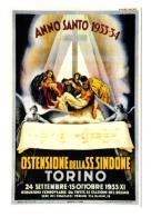 [MD1999] CPM - OSTENSIONE DELLA SACRA SINDONE TORINO - CON ANNULLO 22.3.2010 - NV - Cristianesimo