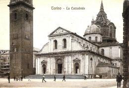 [MD2001] CPM - CARTOLINA MODERNA - TORINO PALAZZO REALE - OSTENSIONE SACRA SINDONE TORINO - CON ANNULLO 18.4.1998 - NV - Cristianesimo