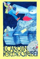 [MD2007] CPM - TORINO - IL CARTOLINIERE DI SCARABEI - MOSTRA ANTONIO MASCIA CIRCOLO ARTISTI - CON ANNULLO 22.10.2009- NV - Cartoline