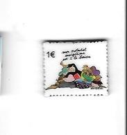 Féve  Forme  Timbre  BD  Verso  AGGRIPINE, Claire  Bretécher - Strips