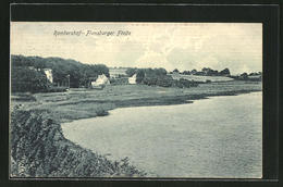 CPA Randershof /Flensburger Förde, Vue Générale - Danemark