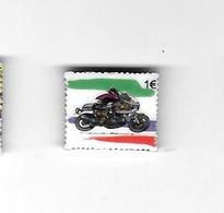 Féve  Forme  Timbre, MOTO,  BD  Verso  JOE  BAR  TEAM  Editions  Vents  D' Ouest - Strips