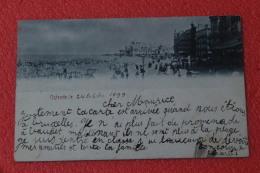 Flandre Occidentale Ostende 1899 - Oostende