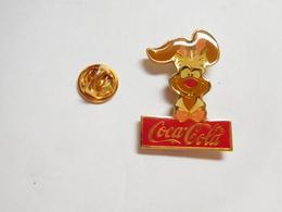 Beau Pin's , Coca Cola , Personnage Disney - Coca-Cola