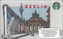 Germany  Starbucks Card Berlin  2014-6136 - Gift Cards