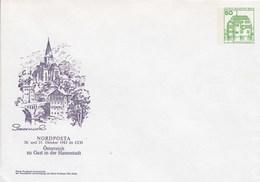 B PU 73/10** NORDPOSTA 39. Und 31.Okt. 1982 Im CCH - Österreich Zu Gast In Der Hansestadt - Berlin (West)