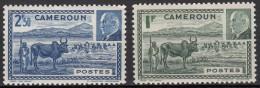 N° 200 Et N° 201 - X X - ( C 1508 ) - Camerún (1915-1959)