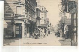 17. Evreux, La Rue Grande - Evreux