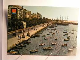 Alicante - Esplanade D'Espagne Et Port - Alicante