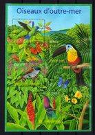 FRANCE 2003 Bloc Oiseaux Birds Yv Bl 56 Obl - Hummingbirds