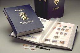 Davo Insteekboek G BELGIE - Large Format, White Pages