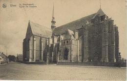 Gheel   -   St. Dimphnakerk   -   1927   Naar   Moorslede - Geel
