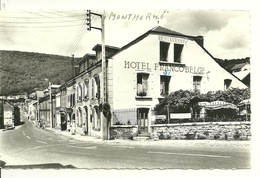 08 - MONTHERME / RUE PASTEUR - HOTEL FRANCO BELGE - Montherme