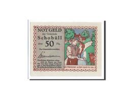 Billet, Allemagne, Schobull, 50 Pfennig, O.D, Undated, NEUF, Mehl:1194.1 - Other