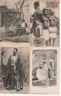 Lot De 100 Cartes Postales Anciennes Diverses Variées - Très Très Bon Pour Un Revendeur Réf, 229 - Postcards
