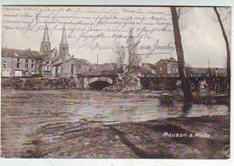 08. MOUZON  A. MASS . CARTE ALLEMANDE . - France