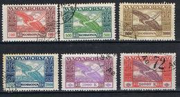 HONGRIE POSTE AERIENNE YT 6/11 - Airmail