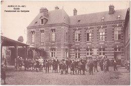 76. AUMALE. Ecole. Pensionnat De Garçons - Aumale