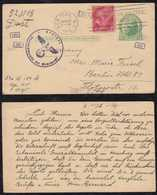 USA 1939 Censor Uprated Stationery Postcard CHICAGO To ERLANGEN Germany - Covers & Documents