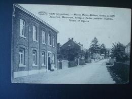 ST REMY :maison MORON-MELISSE Fondée En 1870, Cartes Postales Illustrées, Tabacs,cigares, Etc ..en 1913 - Blegny