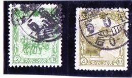 B - 1937 Cina - Occupazione Giapponese - 1932-45 Mantsjoerije (Mantsjoekwo)
