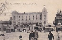 BERCK-PLAGE - PAS DE CALAIS -  (62)  -  CPA ANIMÉE. - Berck