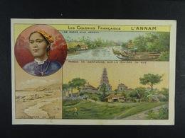 Les Colonies Françaises L'Annam - Viêt-Nam