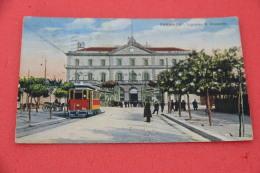 Taranto Ingresso Arsenale Con Tram  1937 Ed. Lotta Molto Bella - Non Classés