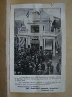 CP. 611. Le Lord Mayor Et La Lady Mayoresse De Londres Visitant Le Pavillon Bovril - Expositions Universelles