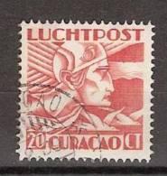 Nederlandse Antillen Dutch Antillen Curacao Luchtpost 6 Used  Luchtpost, Airmail, Post Aerienne, Correo Aereo - Curaçao, Antille Olandesi, Aruba