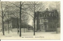 59 - VALENCIENNES / BOULEVARD WATTEAU - Valenciennes