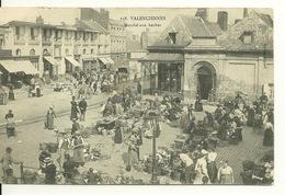 59 - VALENCIENNES / MARCHE AUX HERBES - Valenciennes