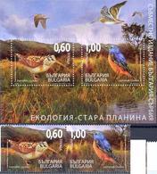 BG 2009- JOINT ISSUES BG SERBIA, BULGARIA,  1 X 2v+S/S, MNH - Gemeinschaftsausgaben