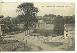 59 - VALENCIENNES / ENTREE DE LA CITADELLE - Valenciennes