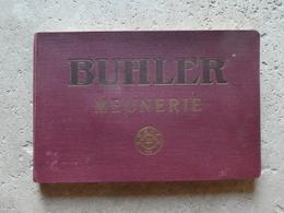 Catalogue BUHLER Matériel Et Machine Pour La Meunerie Moulin à Farine Uzwil Suisse 134 Pages - Agriculture