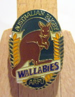 Pin's Australian Rugby - Wallabies - Arfu - Rugby