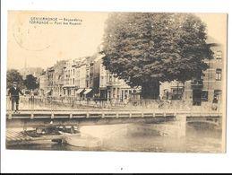 Dendermonde (oost.vl)  ( M 4207 )  Gendarme Bij Boom , En Bogaardbrug - Dendermonde