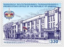 Armenië / Armenia - Postfris / MNH - Kantoor Officier Van Justitie 2018 - Armenië