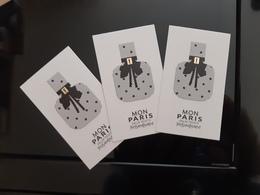Yves Saint Lauren Mon Paris Parfum Billet Lot De 3 - Modern (from 1961)