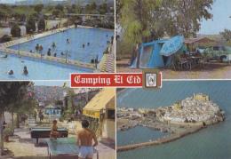 Sports - Tennis De Table - Ping-Pong - Peniscola Camping El Cid - Table Tennis
